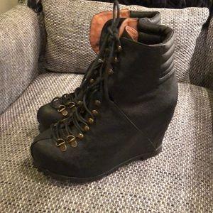 Jeffrey Campbell Ibiza boots